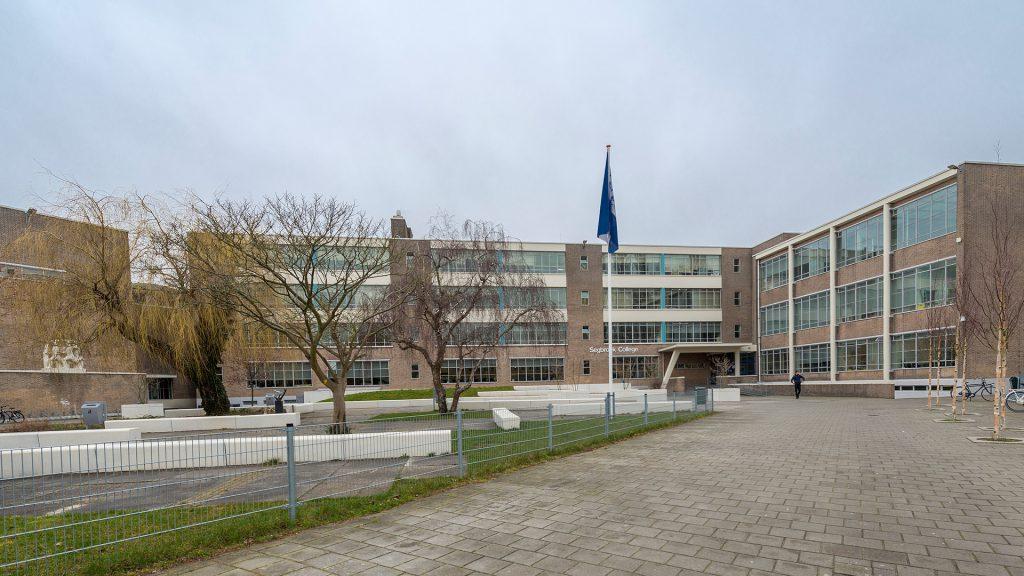Segbroek College Goudsbloemlaan te 's-Gravenhage