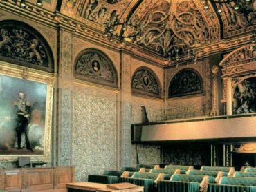 Eerste Kamer Zaal